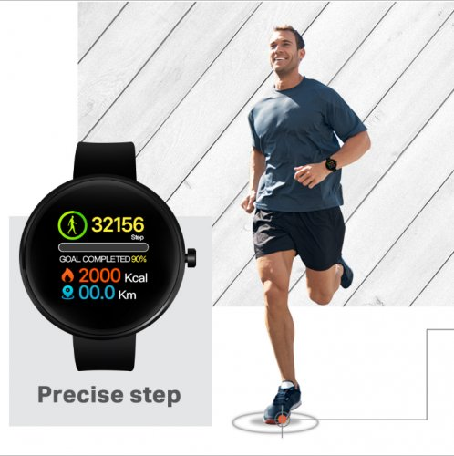 DM78plus Smart Watch Heart Rate, Blood Pressure, Sports Waterproof Female Physiological Cycle Reminder Ring