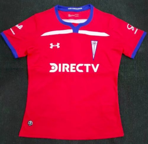 Thai Version Universidad Catolica 19/20 Away Soccer Jersey