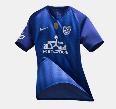 Thai Version Al-Hilal 18/19 Home Soccer Jersey