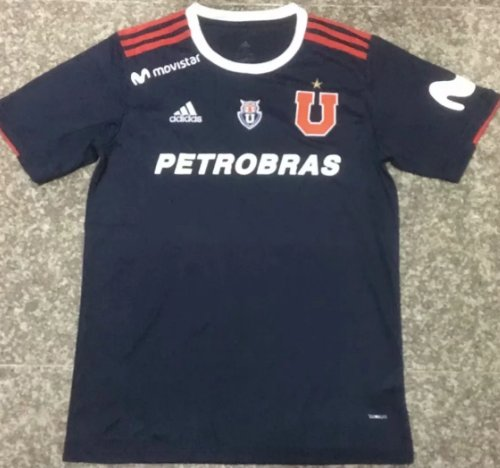 Thai Version Club Universidad de Chile 19/20 Soccer Jersey