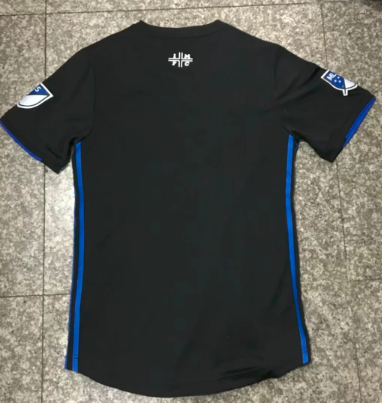Thai Version Montreal Impact F.C 19/20 Player Home Soccer Jersey