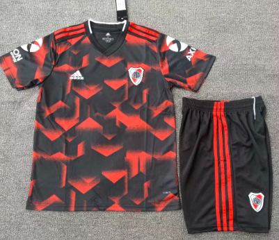 River Plate 19/20 Away Soccer Jersey and short kit