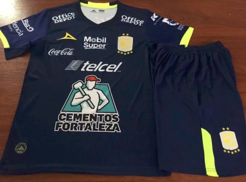 Club Leon 19/20 Third Soccer Jersey and Short Kit