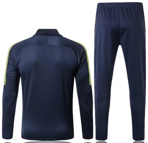 Brazil 2018 Soccer Training Top and Pants - 001