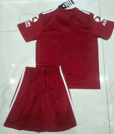 River Plate 19/20 Kids Away Soccer Jersey and Short Kit