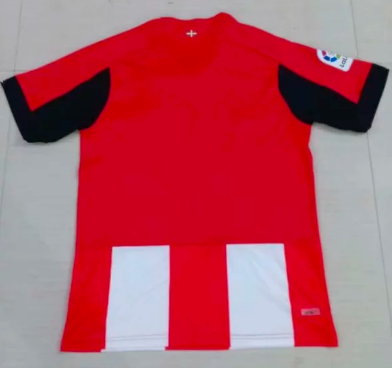 Thai Version Athletic Bilbao 19/20 Home Soccer Jersey