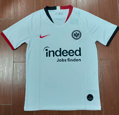 Thai Version Frankfurt 2019/20 Away Soccer Jersey