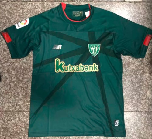 Thai Version Athletic Bilbao 19/20 Away Soccer Jersey