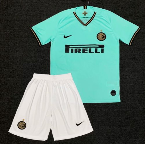 Inter Milan 19/20 Away Soccer Jersey and Short Kit