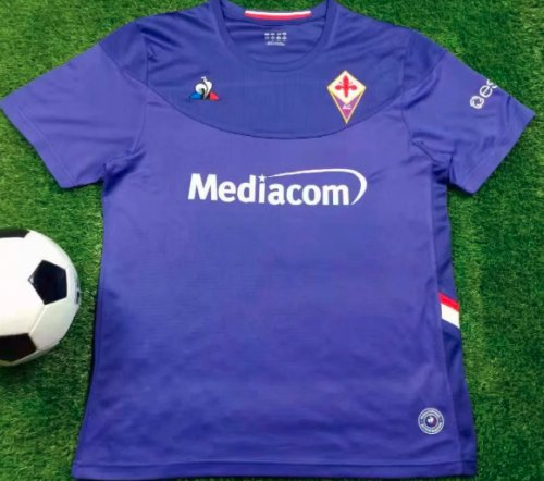 Thai Version Fiorentina 19/20 Home Soccer Jersey