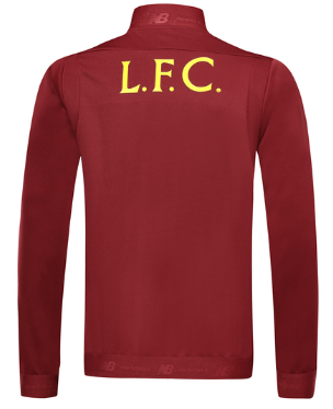 Liverpool 19/20 Training Jacket - Red