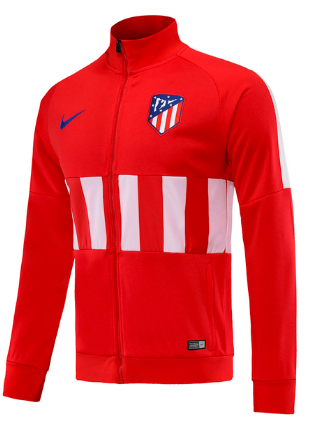 Atletico Madrid 19/20 Training Jacket - Red