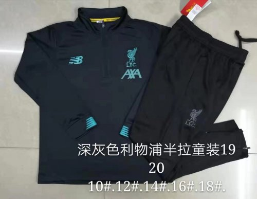 Liverpool 19/20 Kids Soccer Top and Pants - #E320