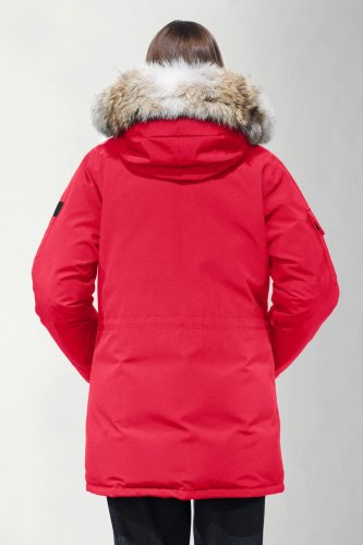 09 Expedition Parka High Quality Down Jacket Red