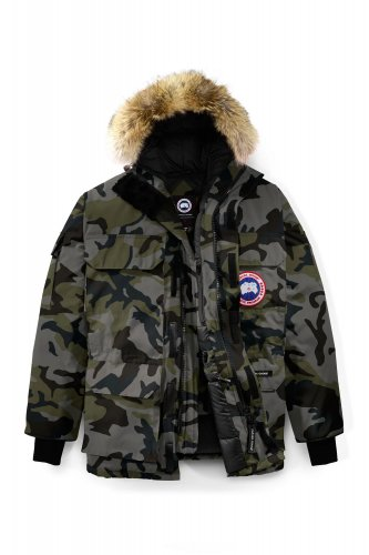08 Expedition Parka High Quality Down Jacket