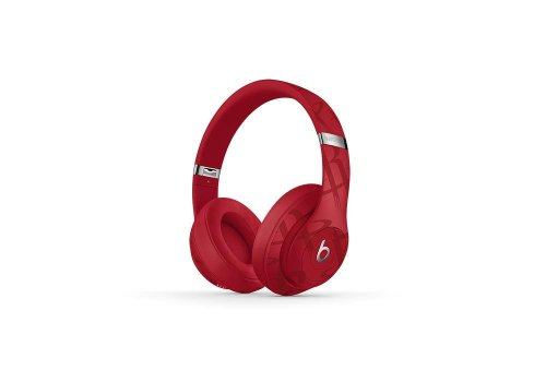 Wireless Noise Cancelling Over-Ear Headphones – NBA Collection – Rockets Red