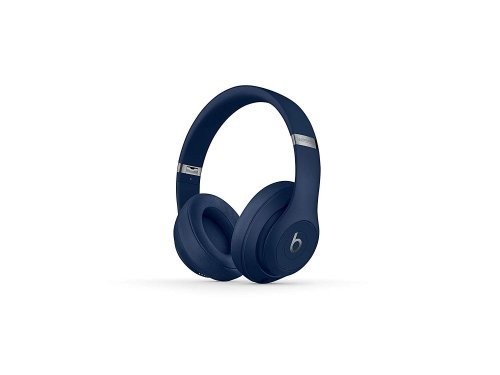 Wireless Noise Cancelling Over-Ear Headphones - Blue