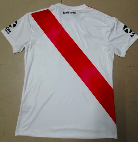 Thai Version River Plate 2019/20 Home Soccer Jersey