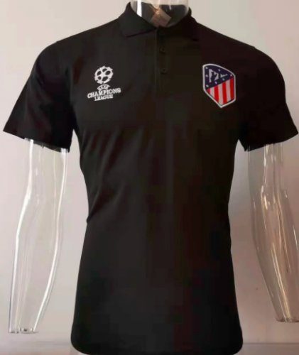 Atletico Madrid 19/20 UEFA Champions League Polo