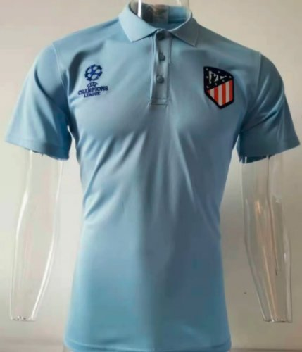 Atletico Madrid 19/20 UEFA Champions League Polo - 001