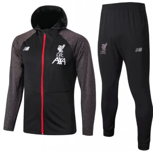 Liverpool 19/20 Hoodie and Pants - #F226