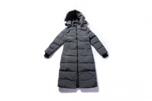 High Quality Women's 22 CA Coat Gray