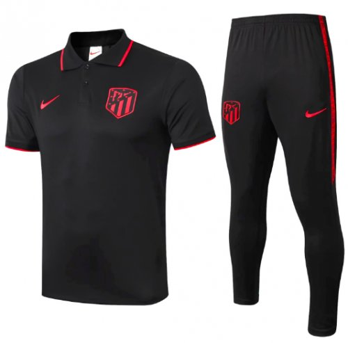 Atletico Madrid 19/20 Training Polo and Pants - #C341