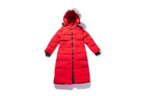High Quality Women's 22 CA Coat Red