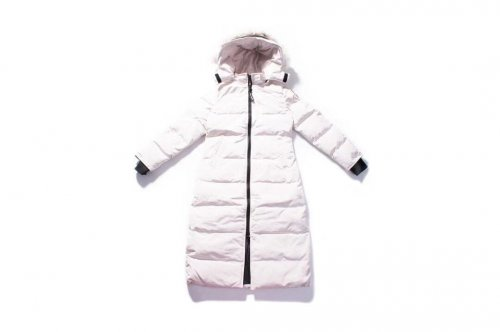 High Quality Women's 22 CA Coat White