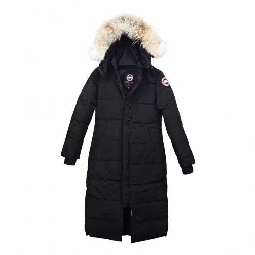 High Quality Women's 22 CA Coat Black