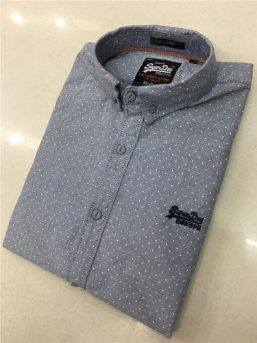 Men's Long Sleeve Shirt S 005