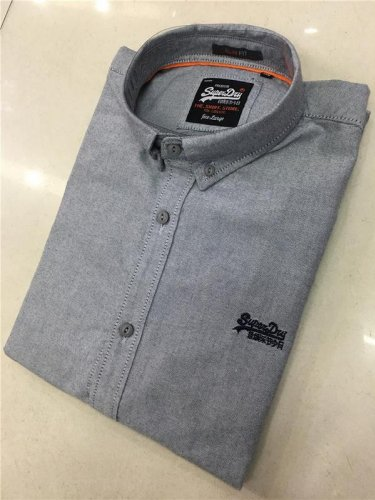 Men's Long Sleeve Shirt S 003