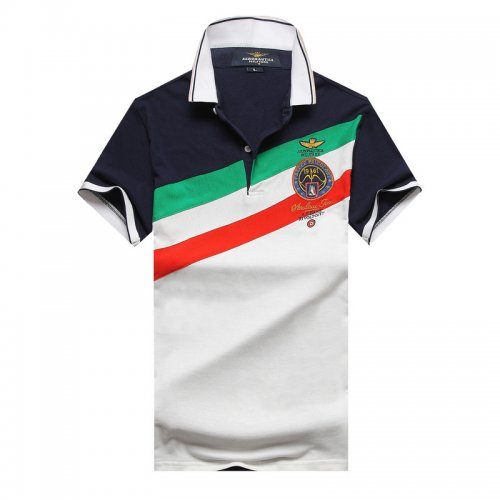 Men's Classical Embroidery Polo Shirt F37C 002