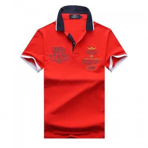 Men's Classical Embroidery Polo Shirt 204D 002