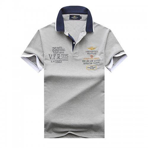 Men's Classical Embroidery Polo Shirt 204D 003