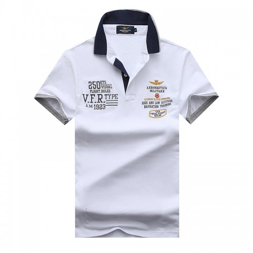 Men's Classical Embroidery Polo Shirt 204D 004