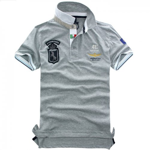 Men's Classical Embroidery Polo Shirt F717 005