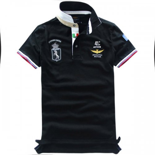 Men's Classical Embroidery Polo Shirt F717 001