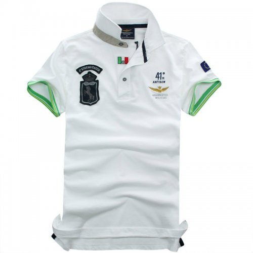 Men's Classical Embroidery Polo Shirt F717 003