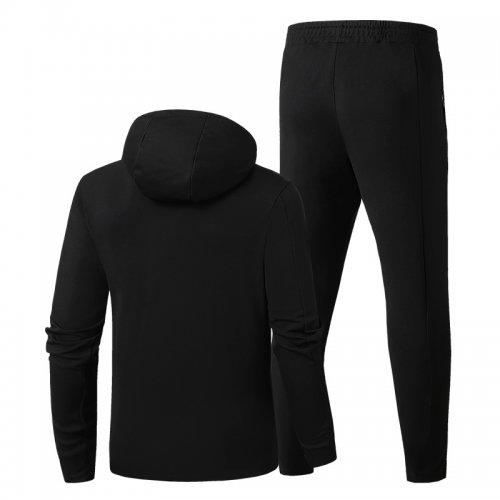 With Wool Keep Warm Tracksuit 5372