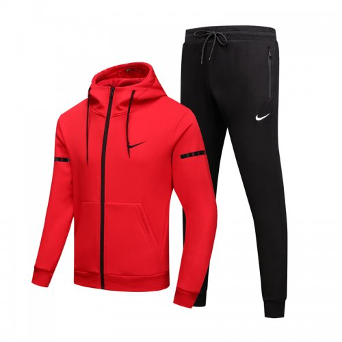 With Wool Keep Warm Tracksuit 2288