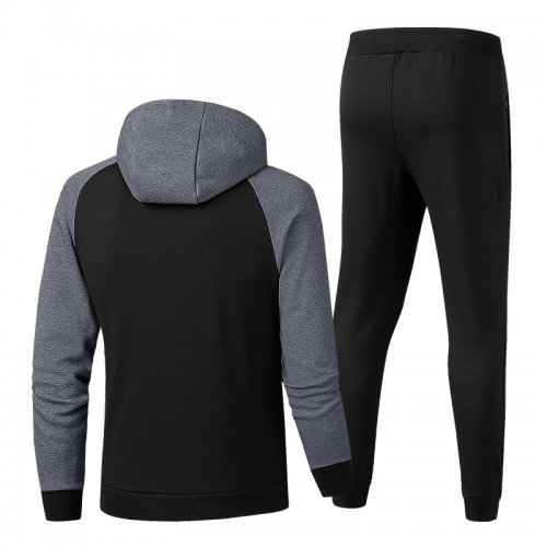 With Wool Keep Warm Tracksuit 5019