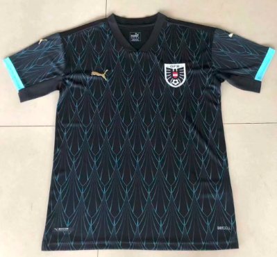 Thai Version Austria 2020 Away Soccer Jersey