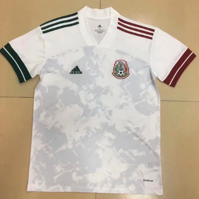 Thai Version Mexico 2020 Away Soccer Jersey