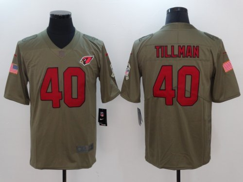 Men's Football Club Team Player Jersey - Salute to Service 162