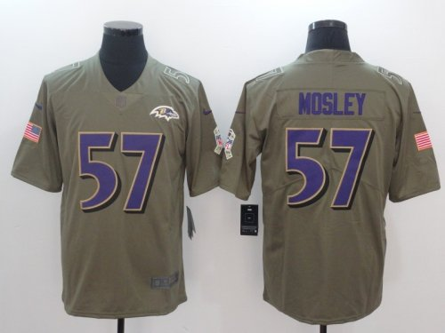 Men's Football Club Team Player Jersey - Salute to Service 543