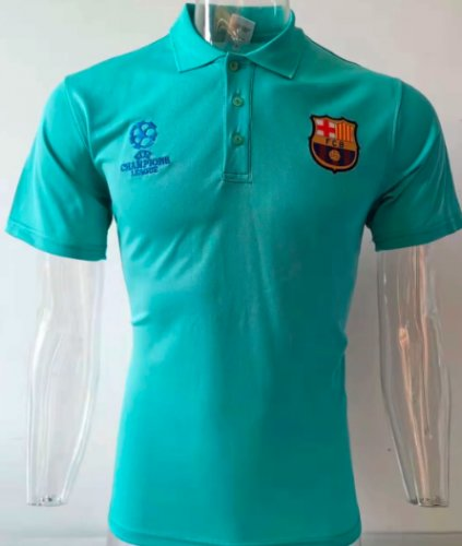 Barcelona 19/20 UEFA Champions League Polo