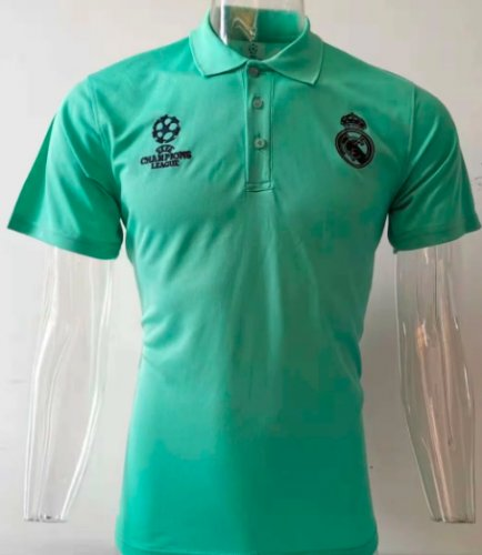 Real Madrid 19/20 UEFA Champions League Polo - 001