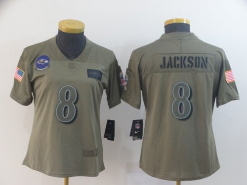 Women's Football Club Team Player Jersey - Salute to Service