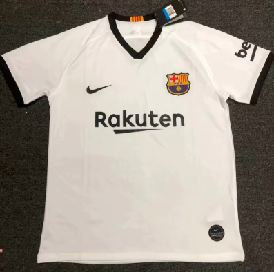 Thai Version Barcelona 19/20 Training Jersey - 008